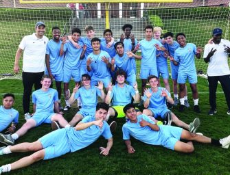 Varsity Boys Soccer Postseason Run Ends in Quarterfinals