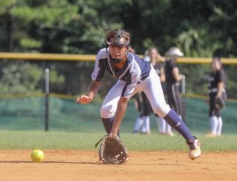 Freshmen Play Key Role on Softball Team