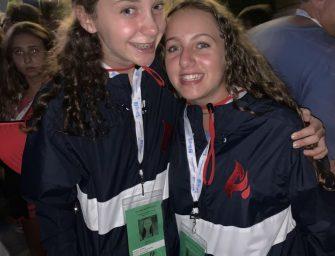 Pace Students Represent Atlanta at Maccabi Games
