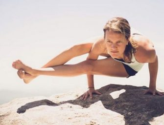 Mrs. Hill Starts New Yoga Business