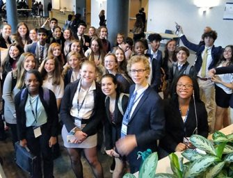 Pace Delegates Find Success at GSUMUN
