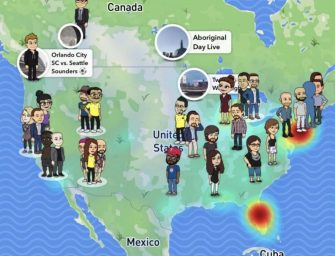 Snap Map Raises Concerns about Teen Privacy