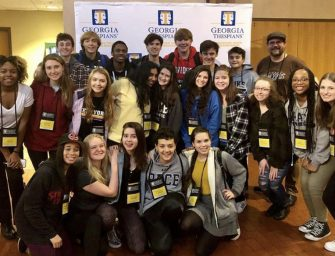 Pace Thespians Attend ThesCon for Third Year