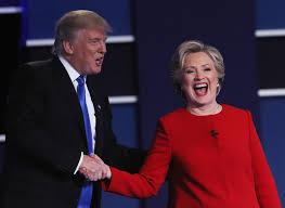 Trump Announces Running Mate: Hillary Clinton