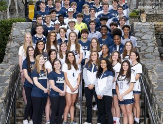 Senior Spring Athletes Say Farewell