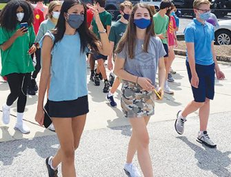 Freshmen Navigate Transition to High School