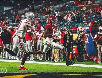 Alabama Crowned 2020 NCAA Playoff Champs