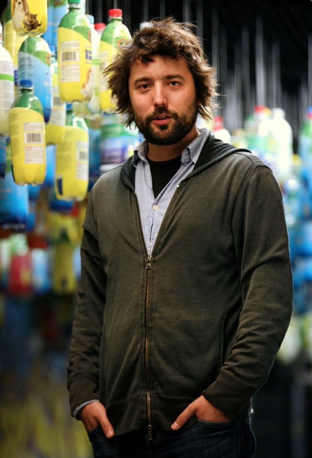 Rethinking Recycling: A Visit with Tom Szaky