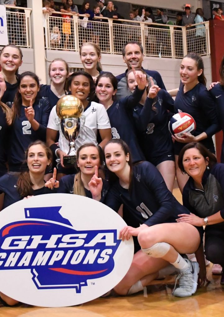 Pace Volleyball: Building for Success