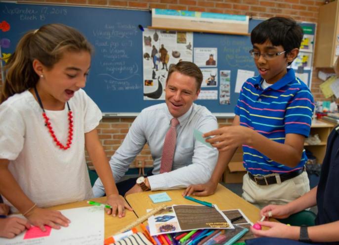 Teacher Spotlight: Mr. Ted Ward