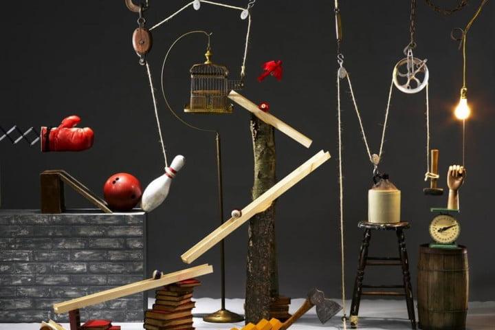 Rube Goldberg Machines: Pace Academy Style